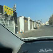 بحي الرحيل للايجار محلات تجارية وورشه سيارات وارض للبيع