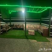 مخيم سحاب تبوك للايجار اليومي