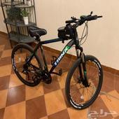 دراجه ترنكس جبليه 2020 مافيها خدوش استعمال خفيف