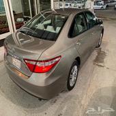 للبيع كامري 2017 GL ماشي 158 الف وارد الساير