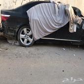 تشليح لكزس LS 460 سعودي عبداللطيف جميل