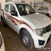 للبيع عدد 3 سيارات ميتسوبيشي بيك آب 2015