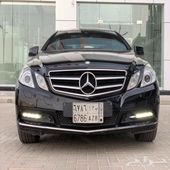مرسيدس جفالي E250 كوبيه Mercedes Benz 2012