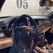بي ام  BMW Li730
