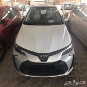 تويوتا كورولا استندر 1600 سي سي سعودي جديد 2020
