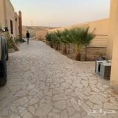 استراحه 2000 متر للبيع بديراب