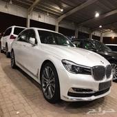 BMW 730 Li موديل 2016