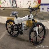 دراجة جديدة للإيجار اليومي