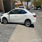 سيارة كرولا مديل 2017