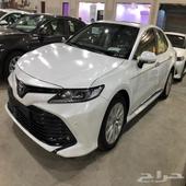تويوتا كامري GLE بنزين 4 سلندر سعودي 2020