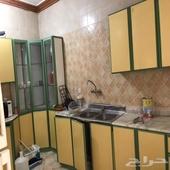 دولاب مطبخ مستعمل للبيع السعر 500 ريال