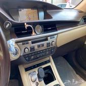 لكزس es350موديل2016 cc للبيع او البدل المناسب