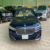 BMW 730Li 2021 8000km