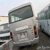 الرياض - باصات نيسان 25 راكب
