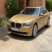 BMW 740li للبيع