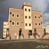 شقق جديده اربع غرف الايجار خ مشيط -الجامعيين