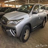 تويوتا فورتشنر 4 سلندر GX سعودي بنزين 2020