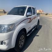 هايلكس 2014 دبل سعودي