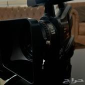 كاميرا فيديو احترافيه Panasonic