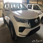 تويوتا فورتشنر VX1 بنزين 6 سلندر سعودي جديد 2021