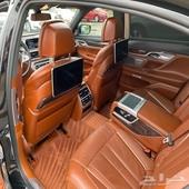 2017 BMW 750 i فل كامل بجميع المواصفات
