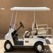 عربة جولف كهربائية أمريكية مستعملة بحالة ممتازة