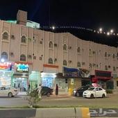 عمارة تجارية للايجار شارع الملك عبدالعزيز