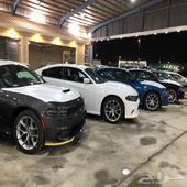 دودج تشارجر GT نص فل سعودي جديد 2020