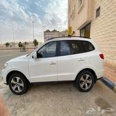 سيارة سنتافي موديل 2012