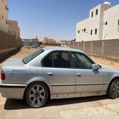 BMW 740iL موديل 1998 اكمل المواصفات