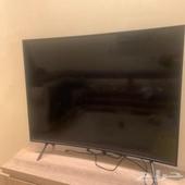 تلفزيون 55 بوصة كيرف 4k سامسونق