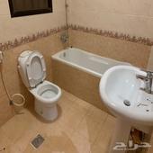 شقه خمسة غرف 3حمامات للايجار بحي مشرفة7