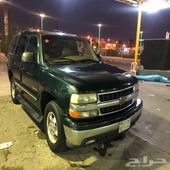 TAHOE 2001 duble gear condition good