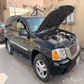 جمس GMC انفوي 2007 اسود ملكي بودي نظيف