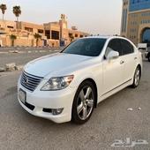 للبيع لكزس 2012 خليجي LS 460L