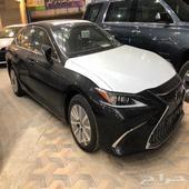 لكزس ES 250 استندر سعودي جديد 2021