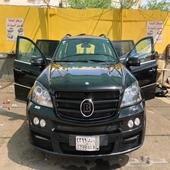 مرسيدس GL 500 جراند ايديشن موديل 2012 معدل برابوس بودي كيت