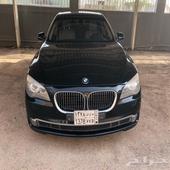 BMW 740 للبيع 2012