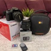 كاميرا كانون 550 d