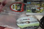 بلايستيشن 3 PlayStation مع 4 العاب