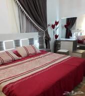 للبيع غرفه نوم كاملة ومدخل - الطايف