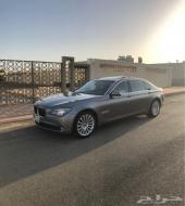 BMW 730iL 2012