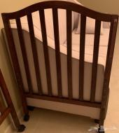 سرير اطفال من جونيور
