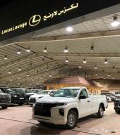 ميتسوبيشي L200 غمارة -ديزل- 2020 سعودي