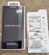 حافظة كلير فيو Galaxy Note10 plus