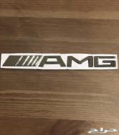 علامه مرسيدس AMG