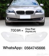 BMW زوج أغطية زجاج لشمعات بي ام دبليو F10