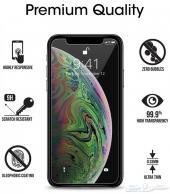 شاشات حماية ايفون اكس iPhone X بسعر ممتاز