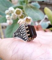 خاتم عقيق يماني تم البيع.