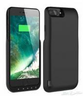 كفر شاحن ايفون 6 و 7 و 8 بلس Iphone Plus